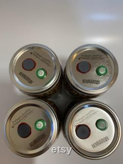 120x Self-healing injection port and 0.2micron Syringe filter attached Jar Lids for Mushroom Cultivation (Wide Mouth)