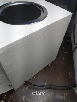 12x12 16 Laminar Flow hood (Horizontal) , HEPA, charcoal prefilter and 320 cfm fan