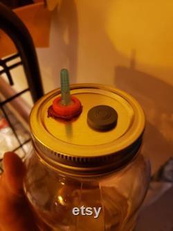 1 Litre Mushroom Liquid Culture