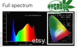 250w Quantum LED bar Light Samsung LM301H 3.5k 660nm UV Meanwell HLG-240 driver