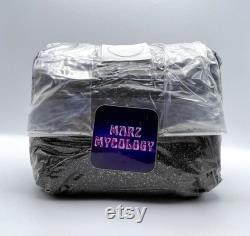 30 lbs (x6 5lb bags) sterilized substrate free 24oz spray bottle CVG sterilized bulk coco coir vermiculite gypsum sterilized substrate