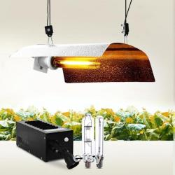 400W Hps Mh Grow Light Kit Hydroponic Hps Mh Grow Light Bulb Kit Magnetic Ballast Reflector Hydroponic Grow System