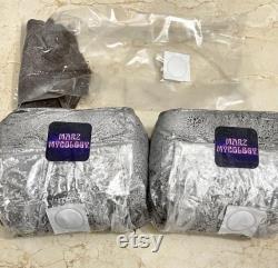 40 lbs (x8 5lb bags) sterilized substrate free 24oz spray bottle CVG sterilized bulk coco coir vermiculite gypsum sterilized substrate