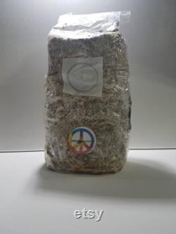 5pk Happy Hippie magic bags, 3lb bags with manure, for dung loving mushrooms.These bags are the sh t. 2 injection ports for fast colonizing.