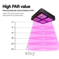600W LED Grow Light Full Spectrum Hydroponic Grow Lights LED Hydro Grow Lights