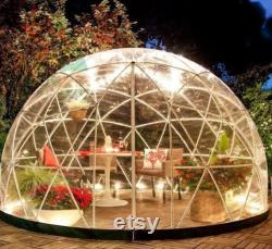 Brand New 3.6m Diametre Dome Igloo with frame, Cover and Sandbags