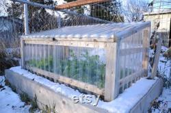 Cold Frame Ground Unit