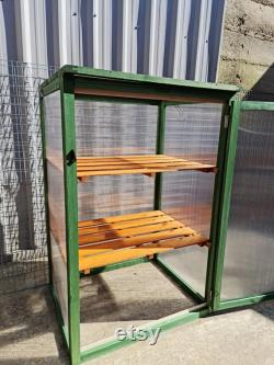Cold frame planter greenhouse grow shed plant cover Cold frame