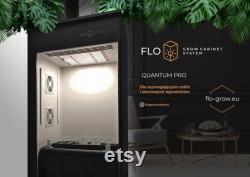 Flo Grow Quantum Pro Growbox indoor cabinet