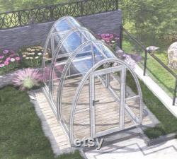 Folding Spa Flower serre Greenhouse