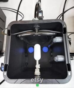Grow 2 Recirculating Deep Water Culture System 12 Gallon Grow Modules Fits a 3x3 Grow Tent RDWC DWC