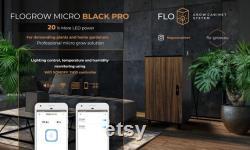 Growbox Flo Grow Micro black pro