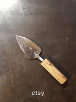 Hand Forged Steel Garden Trowel