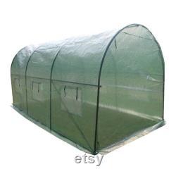 Heavy Duty Greenhouse Plant Gardening Dome Greenhouse Tent 15 x7 x7