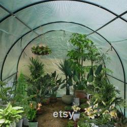 Heavy Duty Walk in Greenhouse Plant Garden Dome Green House Tent
