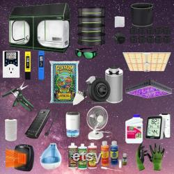High Quality Grow Kit The Complete Grow Package Large Tent Platinum Edition