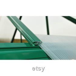 Hybrid Hobby Greenhouse