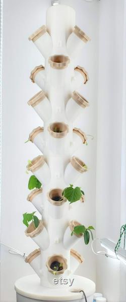 Hydroponic Tower Garden (24 pots)