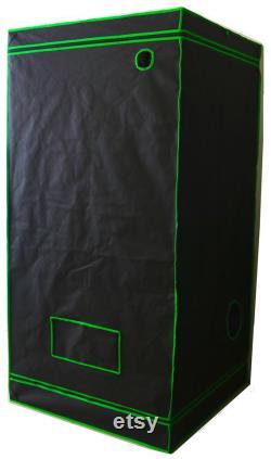 Indoor, Grow Tent, 1.2 m x 1.2 m x 2 m. Silver Mylar, 120x120x200cm, Bud, Grow Room for indoor hydroponic growing
