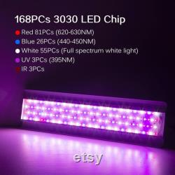 LED Plant Grow Lights Full Spectrum Hydroponic Grow Lights
