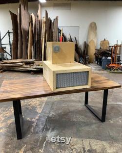 Laminar Air Flow Hood Custom Stand and Hardwood Work Top (Customize your design as needed)