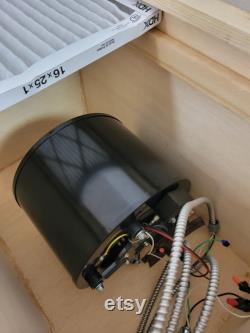 Laminar Flow Hood 2'X4' with Hepa Filter 99.97 Efficiency