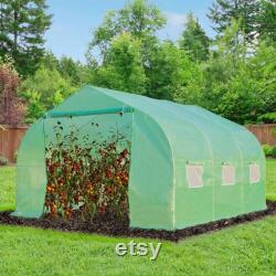 Large Portable Walk-in Hot Green House Plant Gardening