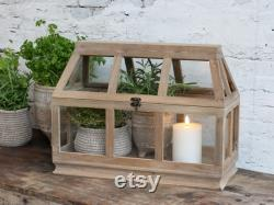 Mini Greenhouse Wooden Greenhouse Green House Greenhouse Reclaimed Greenhouse FREE UK DELIVERY
