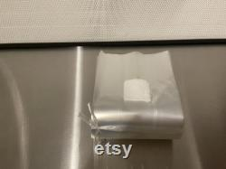 Mushroom Grow Bags (100pcs.) 20x12x50 cm 0.2 micron filter extra thick 8mil bags