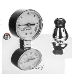 MycoGrowCo Pro 22Quart Pressure Cooker with Pressure Gauge, and Internal Stand for Bags Jars
