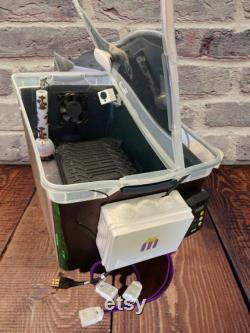 MycoMafia Croft Box the Smart Monotub Grow box