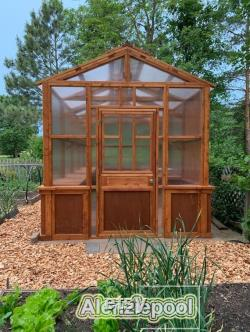 Premium handmade 8 Ft x 16 Ft Greenhouse new