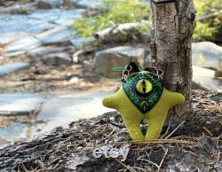 Spirit Helper Finamtu Dmt Psilocybine Artifact Shaman tools