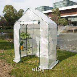 Steel Frame Poly Greenhouse