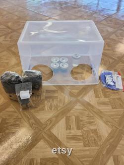 Still Air Box (SAB) With Mushroom Cultivation Pack