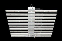 SunPlix G1 10 Bar 800W Full Spectrum White Samsung LM561C LED Grow Light
