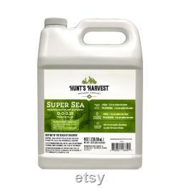 Super Sea 1 gallon Soluble Potash Nutrient Plant Nutrient