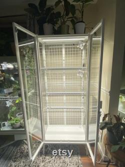 Tall Milsbo Kit for DIY Ikea Greenhouse Modification