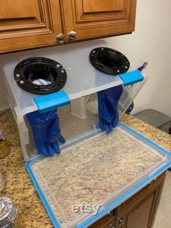 Ultimate Mushroom G2G transfer incubator Box. Grow Mushrooms Fast