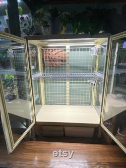 Wide Fabrikor DIY Ikea Greenhouse Modification Kit Horizontal Shelf and Wire Grids (please read description )