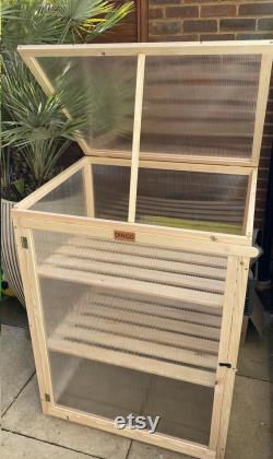 Wooden Greenhouse Grow house Cold Frame